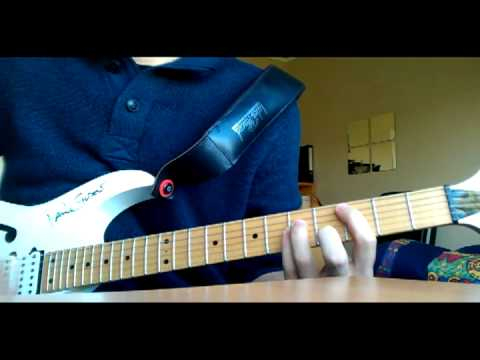 Steel Panther - Asian Hooker (Guitar Cover)