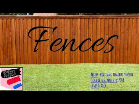 Fences - Phoenix (with lyrics)