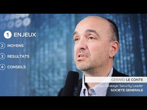Expérience Virtualisation, Group Strategic Security Leader, Société Générale