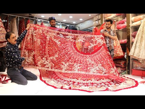 most-demanding-lehenga-collection-|-2021definitely-you-cant-see-this-types-of-verity-|-chandni-chowk