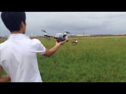 YMFC 3D QuadCopter Flight controller - Arduino Uno & MPU6050