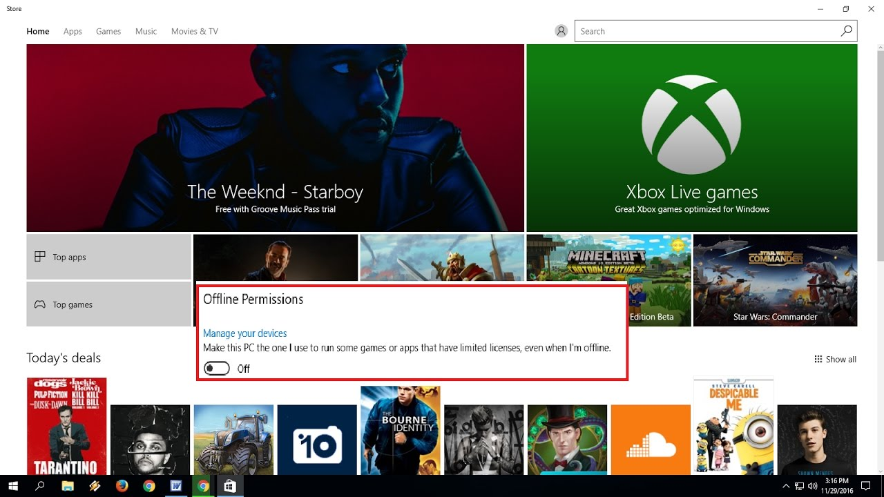 Play Windows Store Games Offline Windows 10 8 1 Youtube