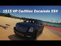 Extreme Offroad Silly Builds - 2012 Cadillac Escalade ESV (Forza Horizon 3)