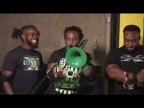 New day sings DX theme