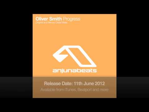 Клип Oliver Smith - Progress - Nitrous Oxide Remix