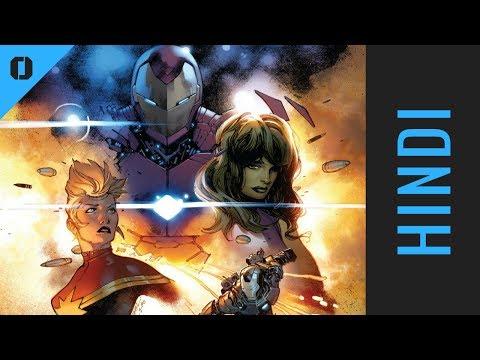 Marvel CIVIL WAR II | Episode 00 | Marvel Comics in Hindi