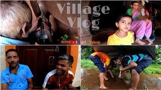 मुलांना तळ्यात काय सापडलं..? बबलूला मिळाली शॉर्ट फिल्म..? | Village Vlog | Yes महाराजा