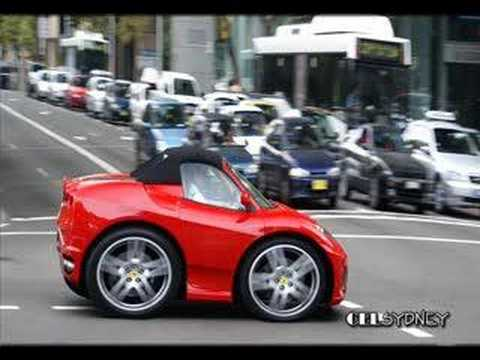 Mini Supercars For Sale >> Exotic car spotting in Sydney - Mini Supercars IV - YouTube