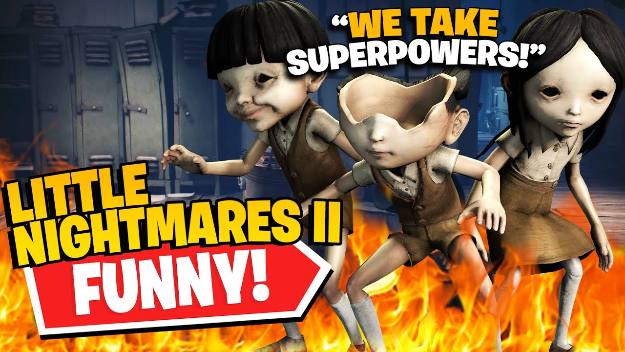 Download Bully Army vs. Super Mono!   Rico's *NEW* Little Nightmares II (MOD)