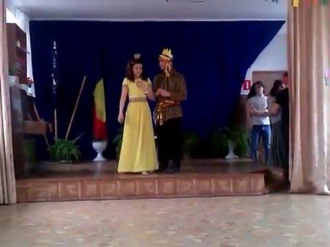"Мюзикл на Пурим, Теоретический Лицей ""Рамбам""."