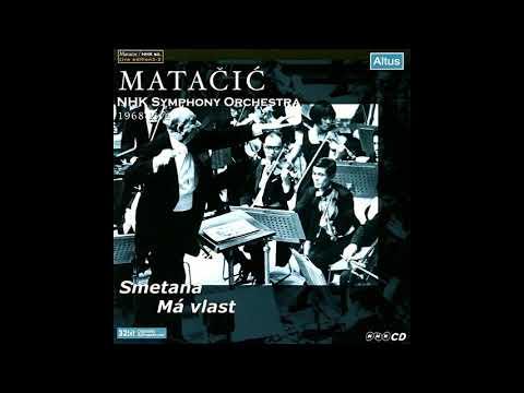 Smetana - Ma Vlast (NHK SO - Matacic)
