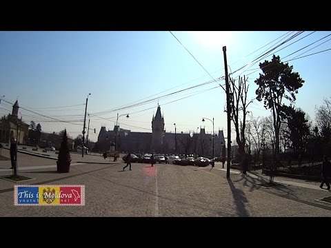 Amazing city IASI, Romania