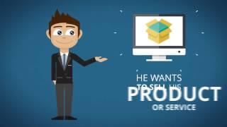 Промо с персонажем для веб-студии, дизайнера, фрилансера(Заказать такой же ролик для себя можно на сайте http://vidiz.ru по данному видео-сюжету. Видеоролик по скромной..., 2015-07-18T15:10:35.000Z)