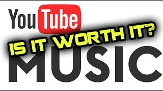 YouTube's New Music Streaming Service: Is It Worth It?