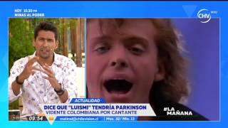 Luis Miguel tendría Parkinson según una vidente colombiana - La Mañana