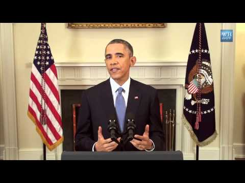 Obama Video Statement on US Cuba Policy Changes - Vatican