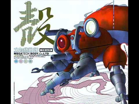 G I T S Megatech Body Ghost In The Shell Youtube