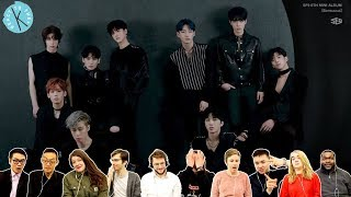 Classical Musicians React: SF9 'Tell Me What It Is' vs 'Now or Never'