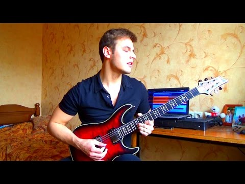 СЛОТ - Круги На Воде (Guitar Cover - High Quality)