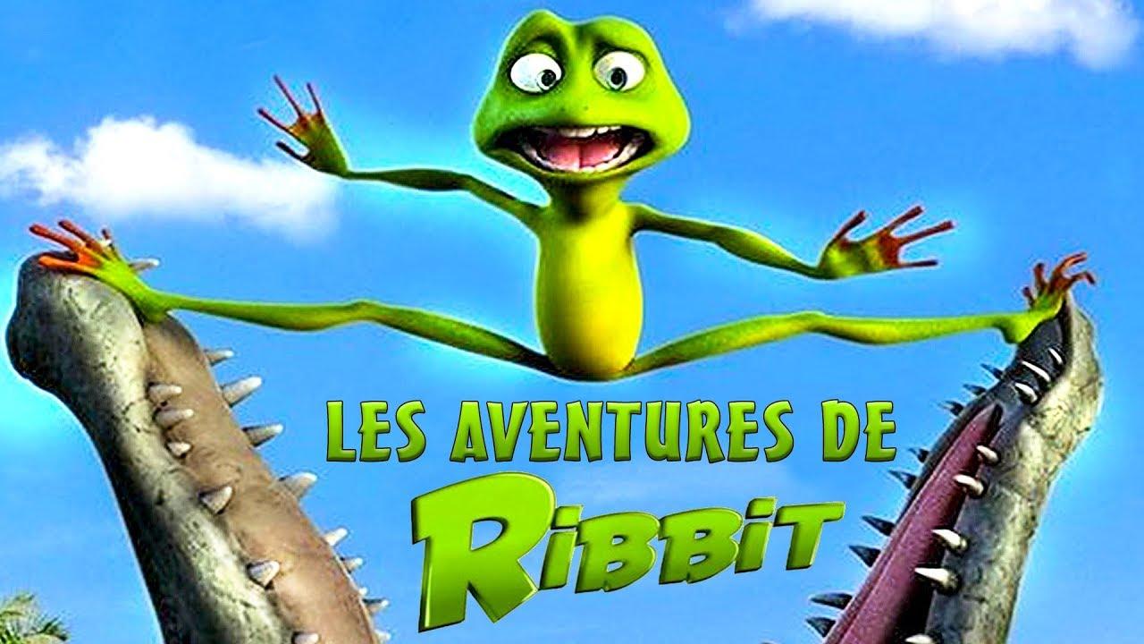 Les Aventures de Ribbit - Film COMPLET en Français