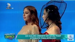 Bravo, ai stil! (17.12.2017) - Bianca si Alina, propuse pentru prima eliminare! Ciprian a luat foc!