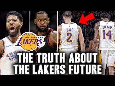The Truth About The Los Angeles Lakers Future | Lonzo And Lebron?