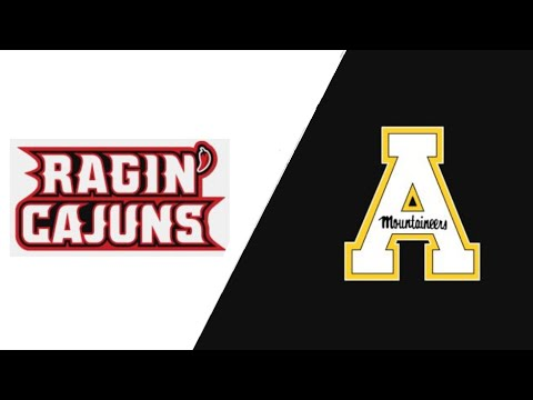 2019 Sun Belt Championship Game - Appalachian State vs. Louisiana