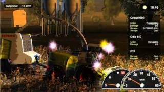 Agricultural Simulator 2011 Extended Edition - ingame trailer