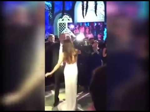 AZE.az: Красивый танец Президента Азербайджана Ильхама Алиева и Первой Леди Мехрибан Алиевой!