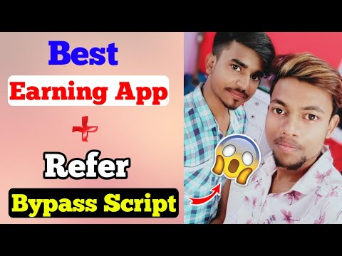 Best Self Earning App with Online Refer Bypass Script || Free Shopping In Amazon || Google Tricks