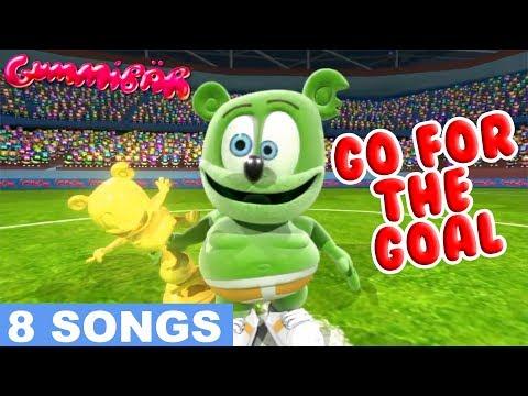 GO FOR THE GOAL Gummy Bear Song Extravaganza Gummibär Osito Gominola Ursinho Gummy
