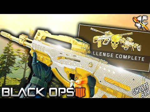 Black Ops 4 DIAMOND Camo GAMEPLAY! SECRET Rainbow Diamond Camo