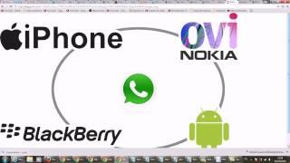 Application WhatsApp Messenger