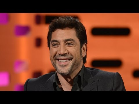 Daniel Craig and Javier Bardem's Hair  The Graham Norton   Series 12 Episode 2  BBC One