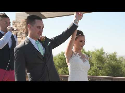 Garrett and Yumiko's Wedding Day in Oceanside, CA (Social Media Reel)