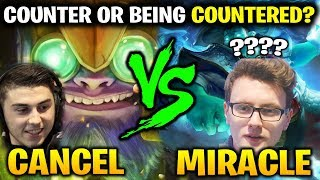 Miracle Storm vs CanceL Tinker - COUNTER or BEING COUNTERED?