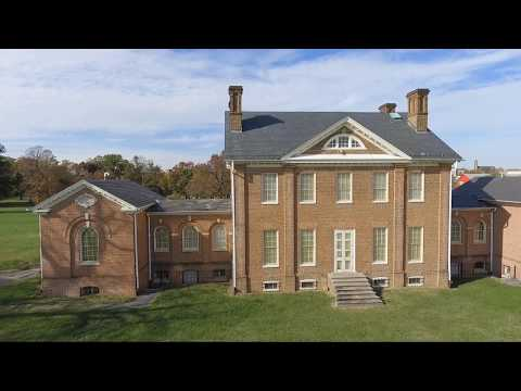 Explore Baltimore 23: Mount Clare Museum House / Lexington Market Catacombs