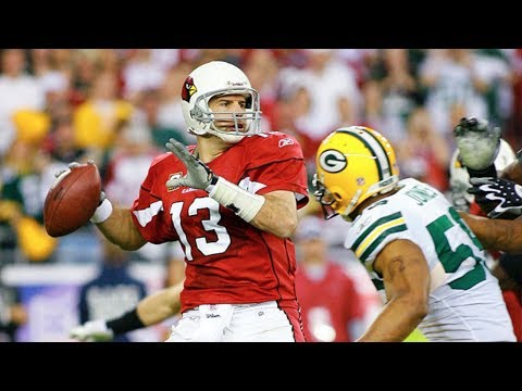 The Game Where Kurt Warner Threw More Touchdowns Than Incompletions!  NFL Flashback Highlights