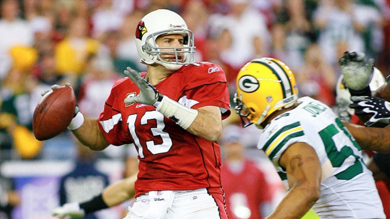 The Game Where Kurt Warner Threw More Touchdowns Than Incompletions! | NFL Flashback Highlights