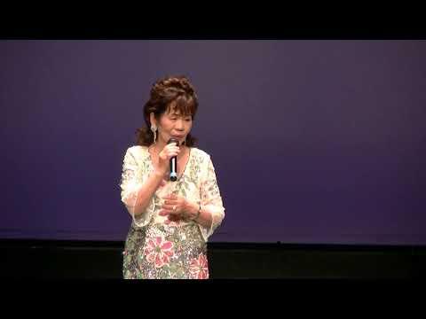 平山洋子 「 サバの女王 」 練馬歌謡祭   成増アクトホール