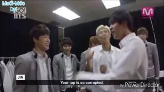 [BTS Funny #8] Jin và con đường rapper🕵