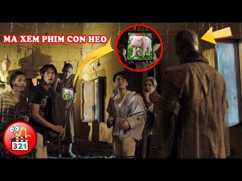 Xem phim Ngôi đền kỳ quái - CƯỜI SẶC SỤA Với Con Ma KHẮM BỰA Trong Phim Ngôi Đền Kì Quái
