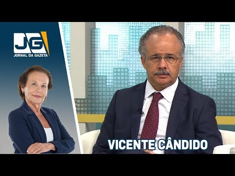 Vicente Cândido, deputado federal (PT/SP), fala sobre as eleições