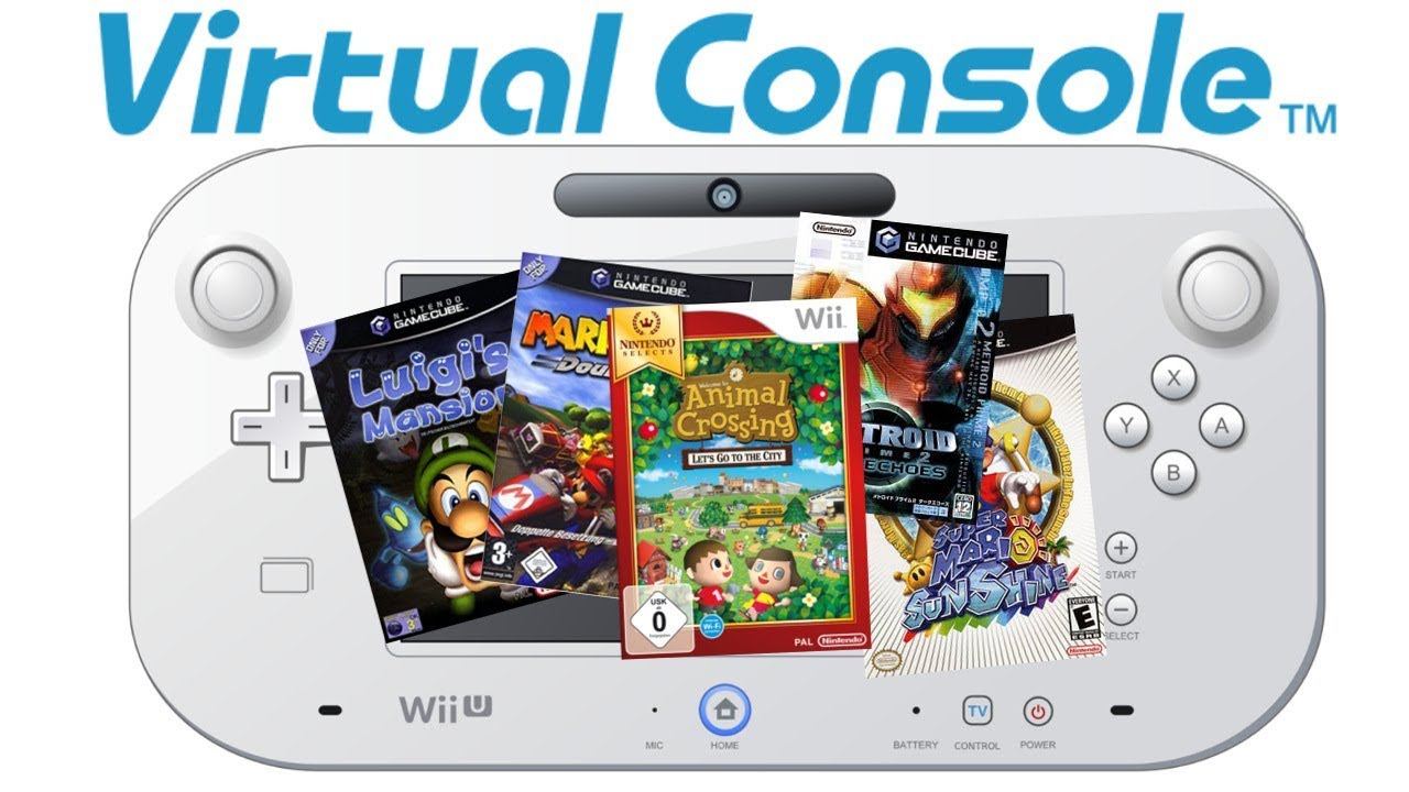 Wii U 101: How to transfer games from your Wii to Wii U ...