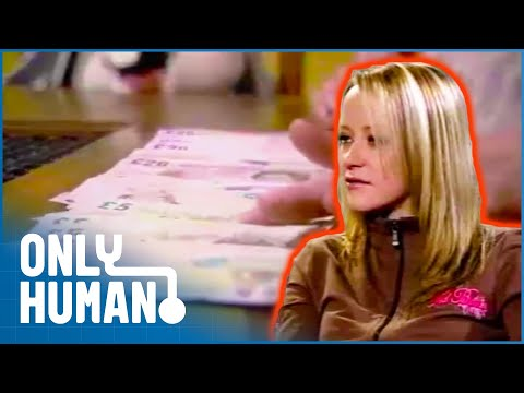 Shopaholic Looses Temper With Experts | Spendaholics | Only Human