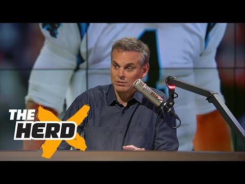 Are the Carolina Panthers losing trust in QB Cam Newton? | THE HERD