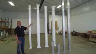 Post Mount & Column Overview