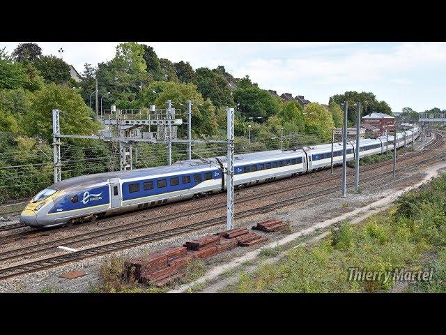 Eurostar Velaro e320 - Rame n° 4029/30