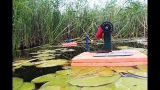 Зарядили ЗИМНИЕ ЖЕРЛИЦЫ Летом ВОТ ЧТО ПОЛУЧИЛОСЬ Рыбалка в сказочно красивом месте