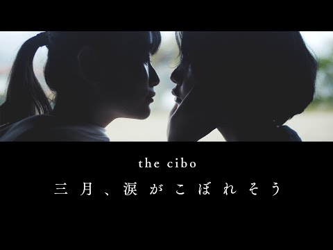 the cibo -『三月、涙がこぼれそう』(Official Music Video)
